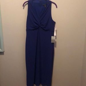 Maggy London NWT Blue dress